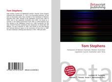 Bookcover of Tom Stephens