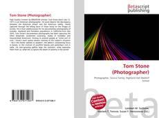Capa do livro de Tom Stone (Photographer)