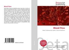 Bookcover of Blood Flow