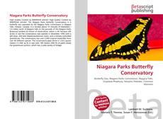 Capa do livro de Niagara Parks Butterfly Conservatory