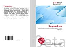 Bookcover of Preparedness