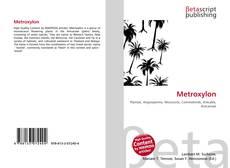 Metroxylon的封面