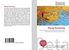 Bookcover of Wang Xuecheng