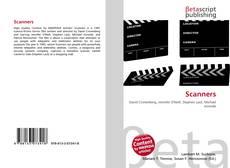 Capa do livro de Scanners