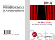 Bookcover of Paradise Theater