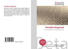 Bookcover of Paradise Regained