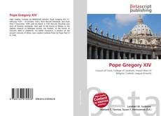 Bookcover of Pope Gregory XIV