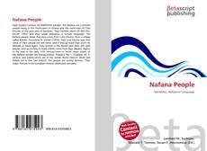 Buchcover von Nafana People
