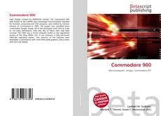Bookcover of Commodore 900