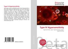 Bookcover of Type IV Hypersensitivity