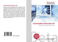 Bookcover of Commodore Educator 64