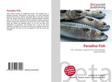 Bookcover of Paradise Fish