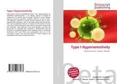 Bookcover of Type I Hypersensitivity