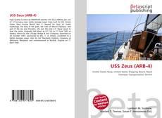 Buchcover von USS Zeus (ARB-4)