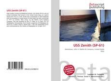 Bookcover of USS Zenith (SP-61)