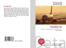 Bookcover of Paradise Air