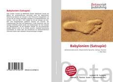 Borítókép a  Babylonien (Satrapie) - hoz