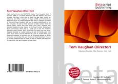 Обложка Tom Vaughan (Director)