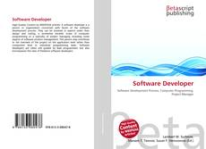 Capa do livro de Software Developer