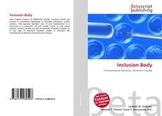 Portada del libro de Inclusion Body