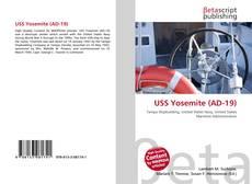 Bookcover of USS Yosemite (AD-19)