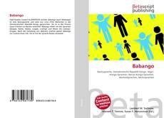 Buchcover von Babango