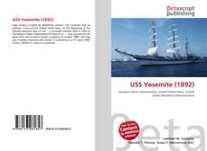 Bookcover of USS Yosemite (1892)