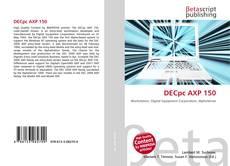 Bookcover of DECpc AXP 150