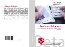 Bookcover of Presburger Arithmetic