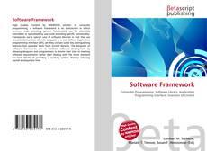 Borítókép a  Software Framework - hoz