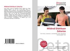 Bookcover of Mildred Didrikson Zaharias