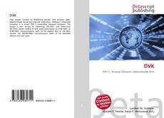 Bookcover of DVK