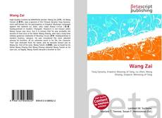 Bookcover of Wang Zai