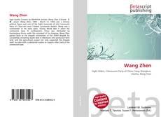 Capa do livro de Wang Zhen