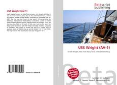 Bookcover of USS Wright (AV-1)