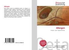 Bookcover of Allergen