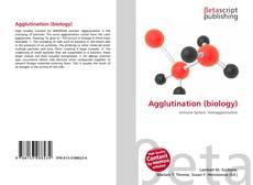 Capa do livro de Agglutination (biology)