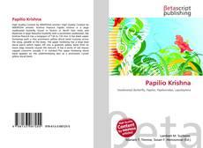 Borítókép a  Papilio Krishna - hoz