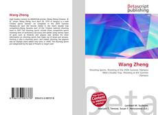 Buchcover von Wang Zheng