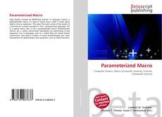 Bookcover of Parameterized Macro