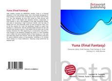 Copertina di Yuna (Final Fantasy)