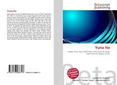 Yuna Ito kitap kapağı