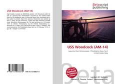 Обложка USS Woodcock (AM-14)