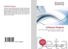 Portada del libro de Software Projects