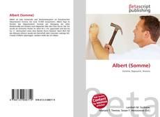 Buchcover von Albert (Somme)