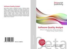 Bookcover of Software Quality Analyst