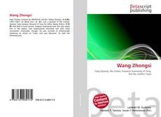 Copertina di Wang Zhongsi