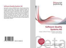 Copertina di Software Quality Systems AG