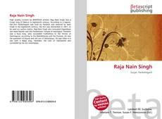 Portada del libro de Raja Nain Singh