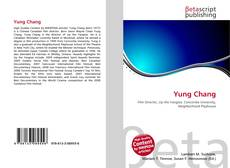 Bookcover of Yung Chang